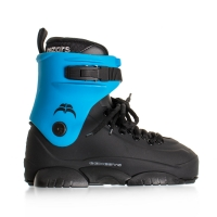 Razors Genesys IV - Black/Blue - Boot Only