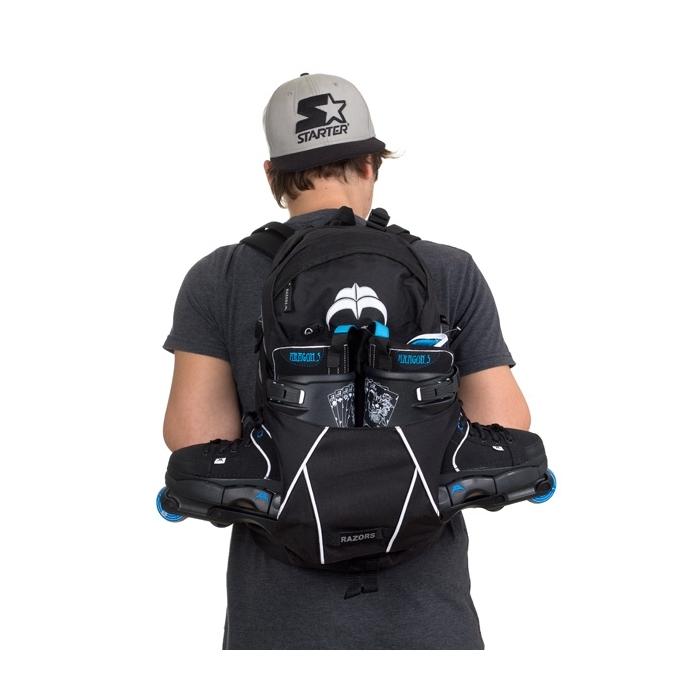 d1b160e180693 Razors - Humble 6 Backpack · Hedonskate