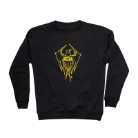 Reign - Bird Crew Neck - Black/Yellow