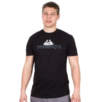 Remz - Craft T-shirt - Black