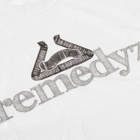 Remz - Craft T-shirt - White