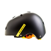Rollerblade - Downtown Helmet - Black/Yellow