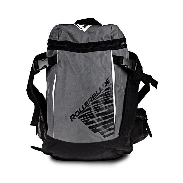 062227038bb36 Rollerblade - Street Backpack - Szaro/Czarny · Hedonskate