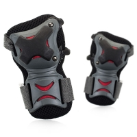 Seba - Protective Pack x 3 (Wrist, Knee Zip, Elbow)