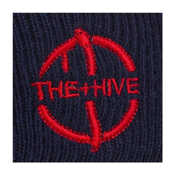 42878ab0d24ae The Hive - Classic Lumber Beanie - Dark Blue · Hedonskate
