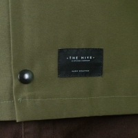 The Hive - Coach Jacket - Olive