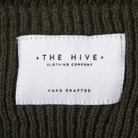 The Hive - Patch Mods Beanie - Dark Green
