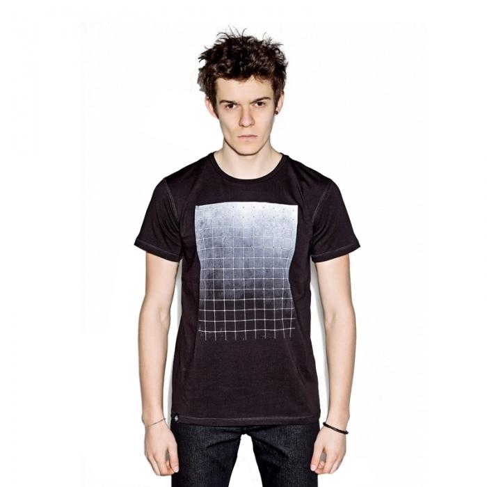 c8d4ff2b845f9b The Hive - Polaroid Grid T-shirt - Black · Hedonskate