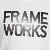 The Youth Co. - Frameworks T-shirt - White
