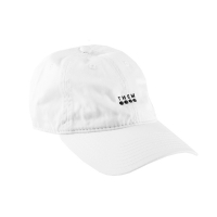 THEM - Dad Cap - White
