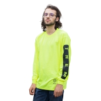 Them Hi Vis LS - Green