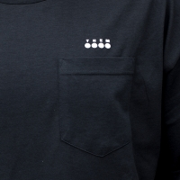 THEM - Pocket Tee - Black