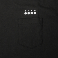 THEM - Pocket Tee II - Black
