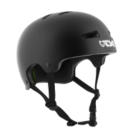 TSG - Evolution Helmet - Satin Black