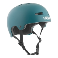 TSG - Evolution Helmet - Satin Dark Teal