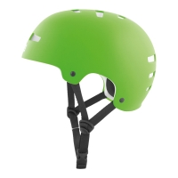TSG - Evolution Helmet - Satin Lime Green