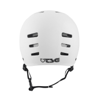 TSG - Evolution Injected Helmet - White