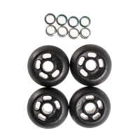 Undercover - Grindrock Fluid II 44mm - Black (4 pcs)
