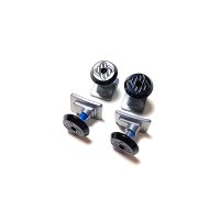 Usd - Aeon Cuff Screw Set - Black