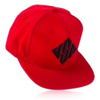 Usd - Cap - Red