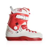 Usd Sway Montre Livingston White/Red - Boot Only