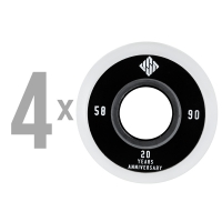 Usd - Team Wheel 58mm/90a