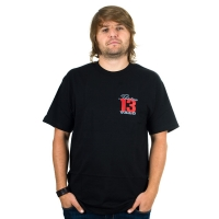 Valo - V13 T-shirt - Black