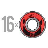 Wicked - Abec 5 Freespin 608 (16 szt.) - Inline